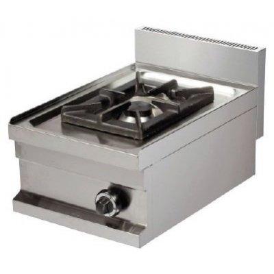 Cocina a gas sobremesa 2 fuegos 2x3,6kw - www.renthosteleria.es