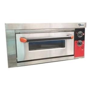 HORNO DE PIZZA SIMPLE, 4X26 ELECTRICO, 220 V, 805X635X430 MM